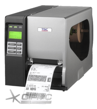 Принтер етикеток промисловий TSC TTP-644M Pro