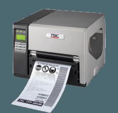 Принтер етикеток промисловий TSC TTP-384M