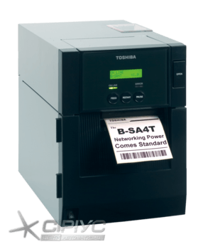 Принтер етикеток промисловий Toshiba TEC B-SA4TM-TS