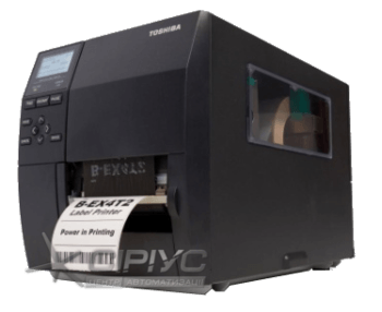 Принтер етикеток промисловий Toshiba TEC B-EX4T2