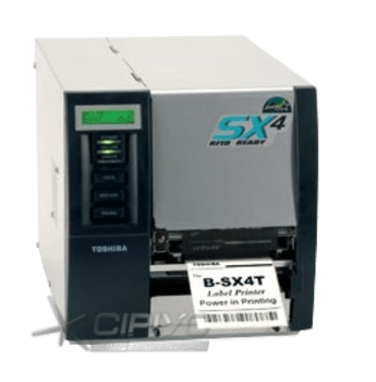 Принтер етикеток промисловий Toshiba TEC B-SX4T