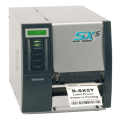 Принтер етикеток промисловий Toshiba TEC B-SX5T