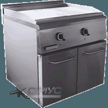 Професійна електрична плита для смаження РОСС