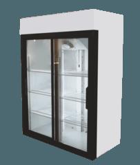 Холодильна шафа Torino (скляні двері-купе) — РОСС