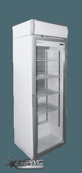 Холодильна шафа Torino (скляні двері) — РОСС